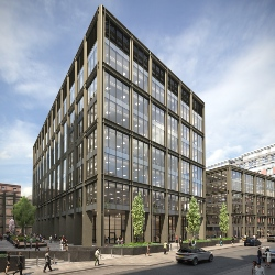 Atlantic Square building handed over to HMRC
