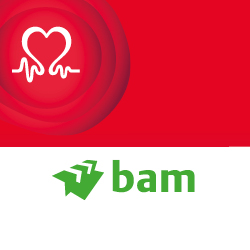 BAM Construct UK launches national charity partnership with the British Heart Foundation.