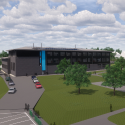 Construction begins on new Exmouth Community College – one of the UK's largest schools