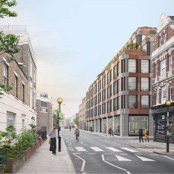 BAM signs £95 million contract for the 230,000 sq ft W.RE's St Pancras Campus in Camden