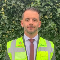 Daniel Billinge appointed as BAM's Head of Procurement