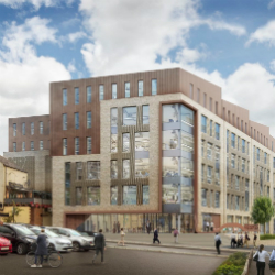 Work starts on Home Group's Newcastle HQ