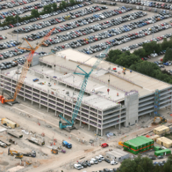 BAM in contract for two new Manchester Airport Group framework multi-storey car park schemes