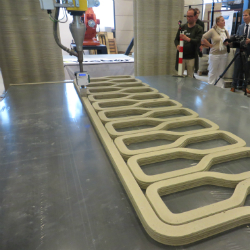 A World First: the first fully 3D printed, structurally pre-stressed concrete cycle bridge in the world