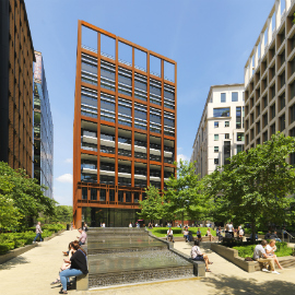 4 Pancras Square, London