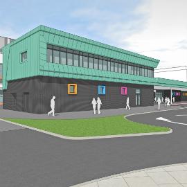 Aintree University Hospital, Liverpool