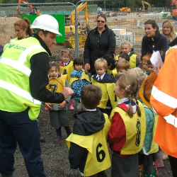 BAM comes to the aid of Alwoodley Primary School in Leeds