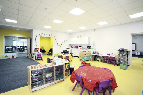 Aylesbury Vale Academy And Berryfields Primary School