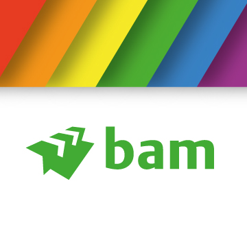 A Pride challenge to all my colleagues in BAM Construct UK