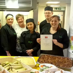 Bristol primary schools gain organic food award for catering