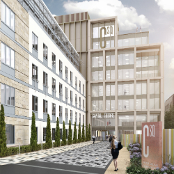 BAM Properties and Hermes to deliver prime Capital Square office development in Edinburgh