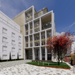 First occupier secured for Edinburgh's Capital Square