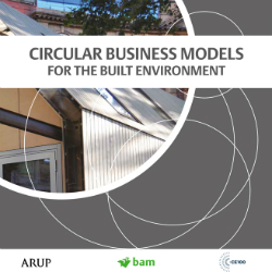 New report reveals benefits of circular business models for the built environment