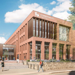 BAM appointed by Birmingham City University for specialist £41 million Health and Biomedical Suite