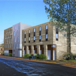 BAM Connislow JV starts student accommodation development in Newcastle