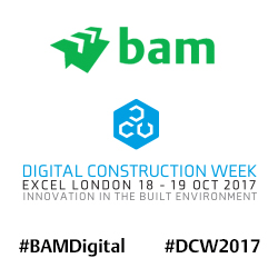 BAM at Digital Construction Week
