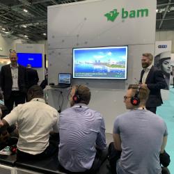 BAM leading the way at Digital Construction Week