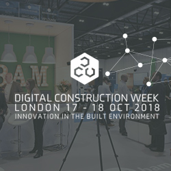 Join BAM at Digital Construction Week