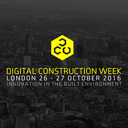 Virtual reality tour of Kings Cross highlights BAM's sponsorship of Digital Construction Week