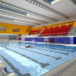 BAM preferred bidder for early stages of Dover Leisure Centre
