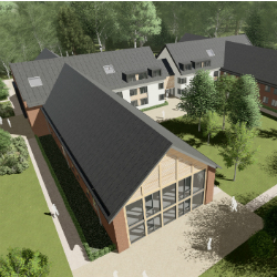 BAM Design obtains planning permission for Hampshire scheme