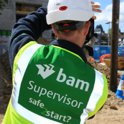 Sussex construction scheme hits maximum marks for safety