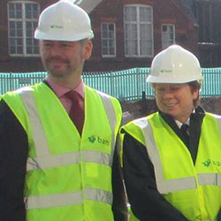 BAM starts work at Sandwell Health Futures UTC, its 16th UTC project