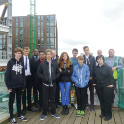 "Herts and Bucks pupils hail ""construction summer camp"""