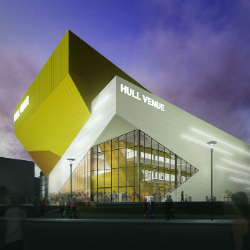 BAM Construction appointed to build £36.2m Hull Venue