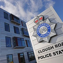 Clough Road Police Station, Hull