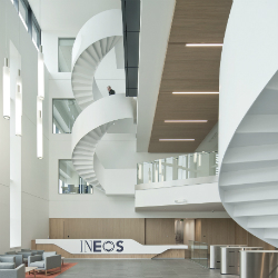 INEOS completes construction of its new state of the art Grangemouth Headquarters