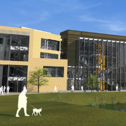 BAM secures £16m scheme for the University of Lincoln