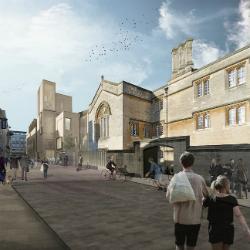 BAM chosen to deliver new £36m Jesus College Oxford scheme