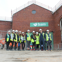 Yorkshire based contractor BAM uses local scheme to help 1,500 Yorkshire people