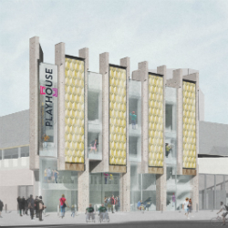 BAM appointed for Leeds Playhouse Scheme starting today