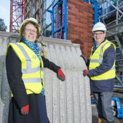 Merrion House starts taking shape