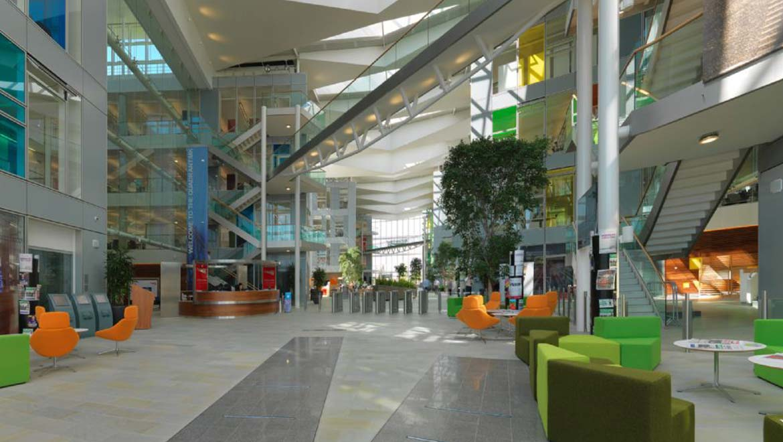 Network Rail National Centre Bam Case Study