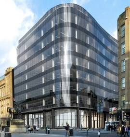 Making CONNECT110NS in the heart of Glasgow