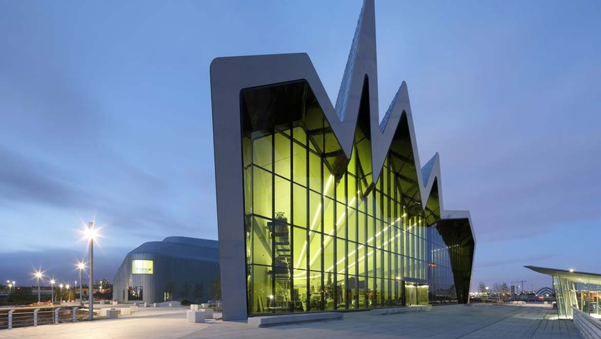 Image result for the riverside museum