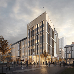 Plans to develop city campus approved