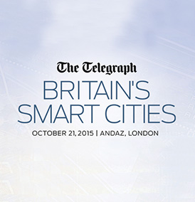 Britain's Smart Cities: it's not all about technology!