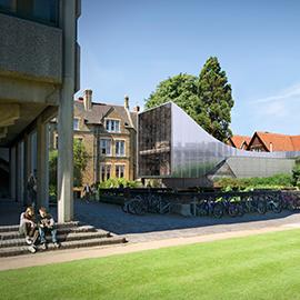Softbridge Building, Oxford University