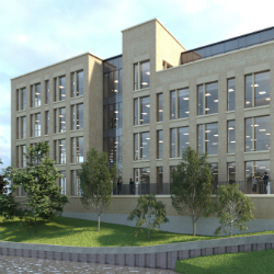 BAM secures Bath South Quays scheme on bank of the River Avon