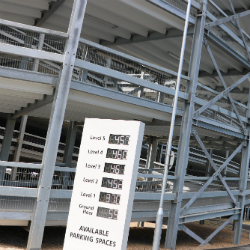 London Stansted's first multi-storey car park opens for business