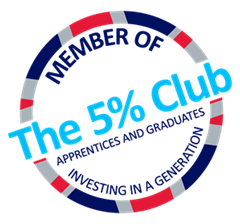 The 5- Club logo RGB