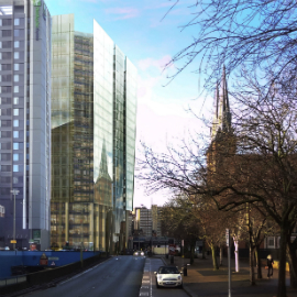 Three Snowhill, Birmingham