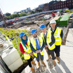 Work begins on £30 million-plus Engineering Innovation Centre