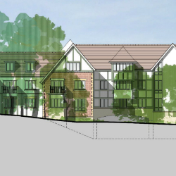 BAM secures contract for £40m retirement village, Wood Norton