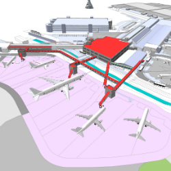 BAM appointed to Edinburgh Airport expansion