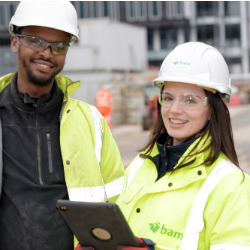 Construction's first industry-wide flexible working pilot finds wellbeing soars